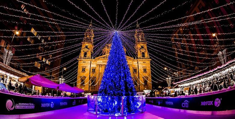 [ADVENT U BUDIMPEŠTI] Provjerite zašto je upravo Budimpešta svake godine na vrhu liste najljepših božićnih sajmova!