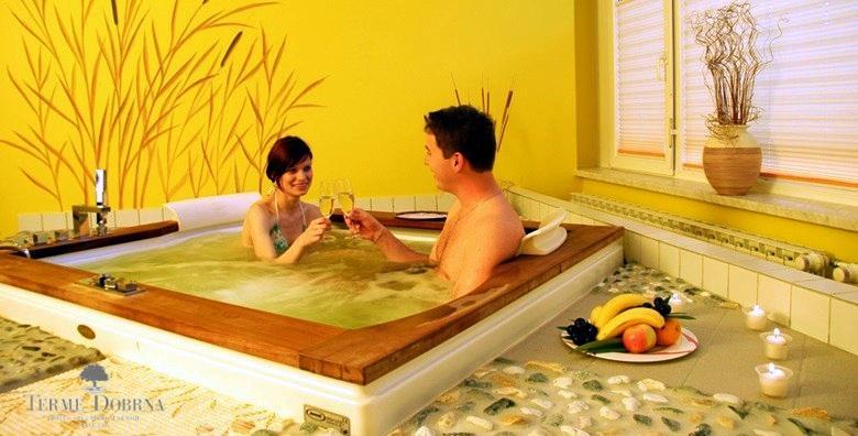 [TERME DOBRNA] Premium wellness doživljaj! 2 noćenja s polupansionom za dvoje u Hotelu Vita**** uz neograničeno korištenje bazena od 1.185 kn!