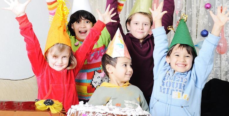 Proslava rođendana - 2 sata zabave za 15 djece za 549 kn!