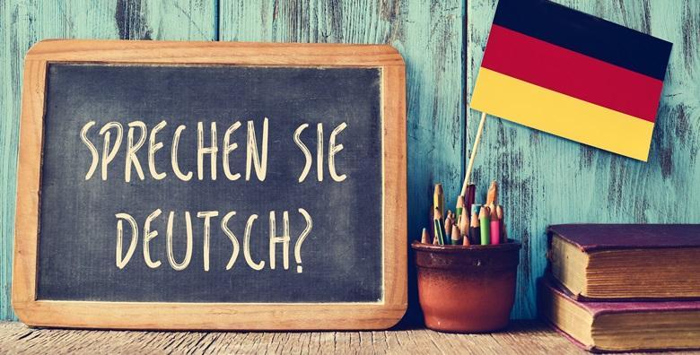 Njemački jezik - ubrzani tečaj u trajanju 40 sati za 799 kn!