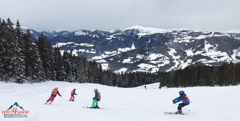 [GERLITZEN, AUSTRIJA] Petodnevna škola skijanja ili bordanja za osnovnoškolce i srednjoškolce s polupansionom u hotelu*** uz UKLJUČEN ski pass!