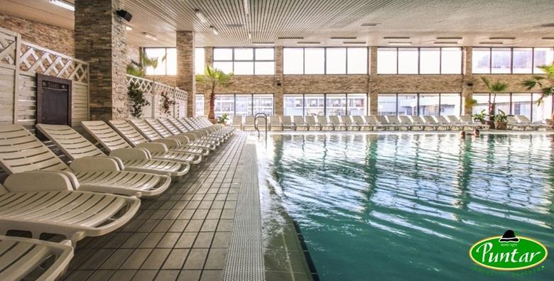 [GORNJA STUBICA] Wellness uživanje za dvoje! 1 noćenje s polupansionom u hotelu Puntar*** uz ulaznice za bazene i saune te klasičnu masažu za 469 kn!