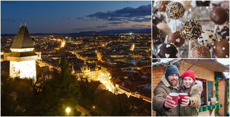 Advent u Grazu i carstvu čokolade Zotter za 169 kn!