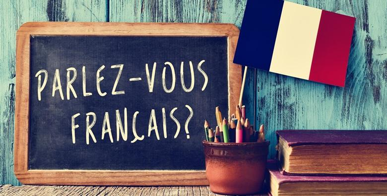Francuski jezik - tečaj razine A1/1 u trajanju 45 sati za 749 kn!