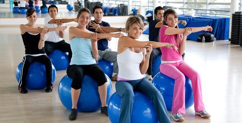 Pilates, Fat burning trening - mjesec dana vježbanja, 3 puta tjedno za 125 kn!