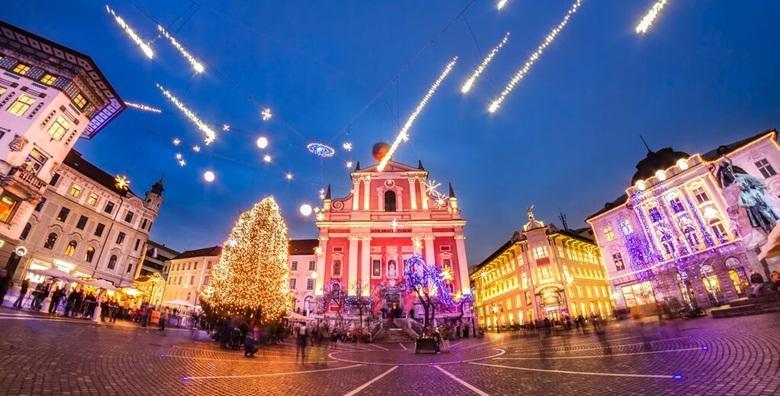 Advent Ljubljana i Bled - jednodnevni izlet za 140 kn!
