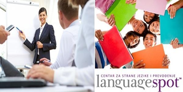 Početni tečaj engleskog ili francuskog jezika