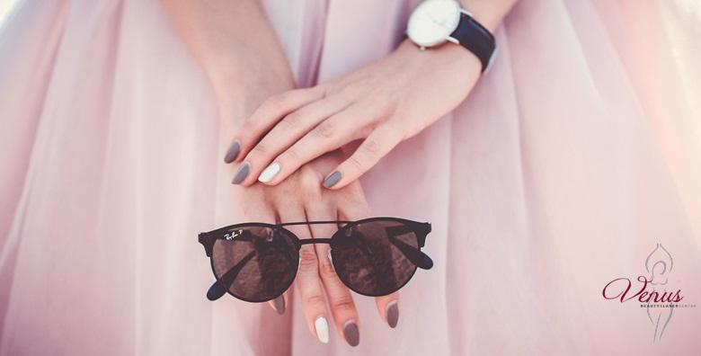 Manikura i trajni lak - odaberite najdražu jesensku boju i uživajte u lijepim noktima uz postojanost laka do čak 3 tjedna za 99 kn!