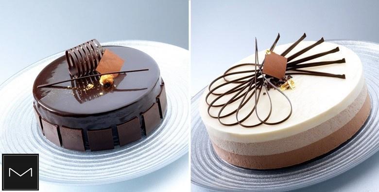 Slastičarnica Millennium - torta izvanrednog okusa u izvedbi najpoznatije i najposjećenije slastičarnice u centru grada za 175 kn!