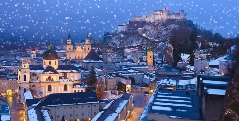 Advent u Salzburgu - jednodnevni izlet s prijevozom za 259 kn!
