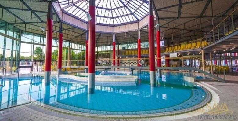 [TERME RADENCI] Slovenija - 2 noćenja s polupansionom za dvoje u Hotelu Radin**** uz kupanje u termalnom kompleksu i ulaz u saune od 1.248 kn!