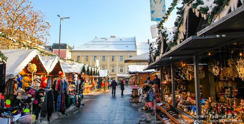 [ADVENT U KORUŠKOJ] Najveća povorka krampusa u Klagenfurtu uz posjet šarmantnom Veldenu i Vrbskom jezeru za 179 kn!