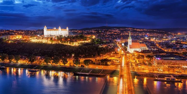 Advent u Bratislavi - cjelodnevni izlet s prijevozom za 240 kn!