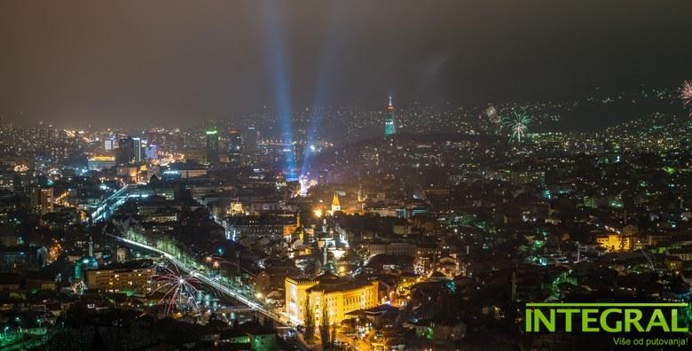 [NOVA GODINA U SARAJEVU] Dočekajte 2019. na čarobnoj Baščaršiji uz živu glazbu, Sarajevsko pivo i specijalitete bosanske kuhinje, polazak 30.12.