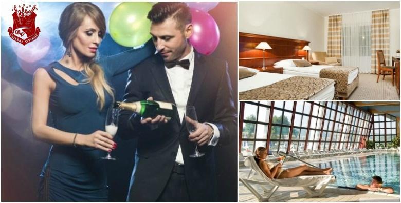 Nova godina u hotelu Čateški dvorec**** - 2 noćenja za dvoje za 1.653 kn!