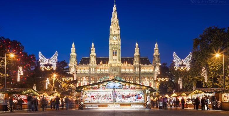 Advent u Beču - izlet s prijevozom za 249 kn!