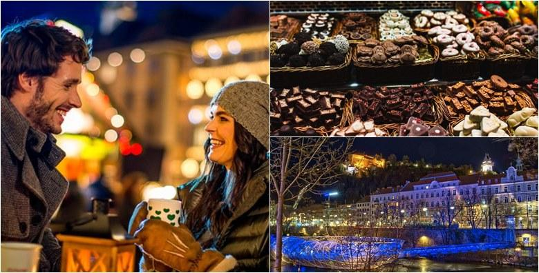[ADVENT U GRAZU] Posjetite romantičnu zimsku bajku u Grazu te zaronite u svijet čokoladnih delicija u tvornici Zotter - izlet s prijevozom za 159 kn!