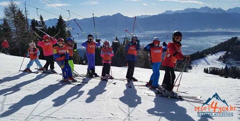 [POHORJE] Škola skijanja/bordanja za osnovnoškolce i srednjoškolce - 4 ili 5 dana s punim pansionom uz pedagoški nadzor i ski kartu od 2.350 kn!