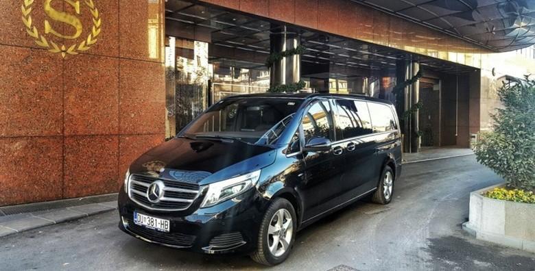 Rent a Car, Mercedes - 3 dana najma vozila za 6 do 8 osoba za 2.799 kn!