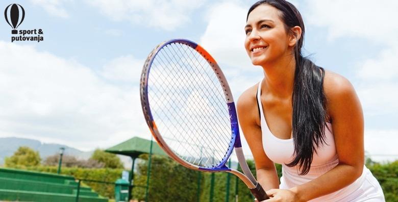 [TENIS KAMP, BIOGRAD] Treninzi na 18 terena uz druženje s tenisačima iz cijelog svijeta! 7 noćenja s polupansionom u hotelu Ilirija**** za 2.950 kn!