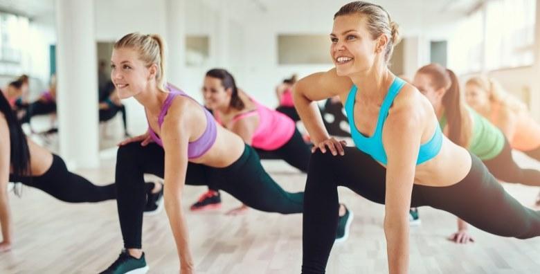 [MAGIC WELL PREČKO] 2 mjeseca neograničenog vježbanja - u jednom kružnom treningu potrošite čak i do 500 kalorija za 340 kn!