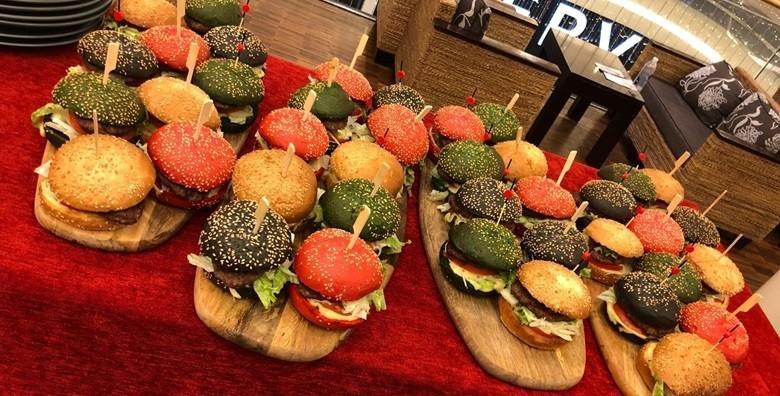 Burger Bar Westgate, 30% popusta na sve burgere s menija uz voucher za 10 kn!