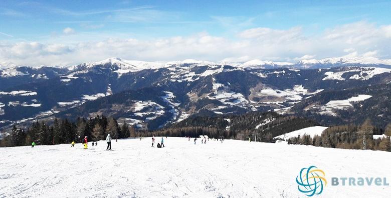 Skijanje Austrija*** - 7 noćenja za 4 osobe za 5.290 kn!