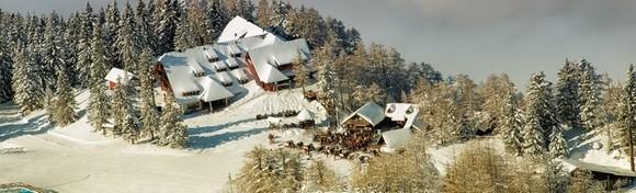 [SKIJANJE NA KRVAVCU] 1 noćenje s doručkom za dvoje u Domačiji Vodnik*** - zimske radosti pod oblacima na čak 30 km uređenih staza za 407 kn!