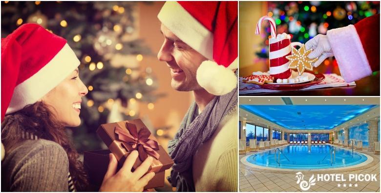 Božić u Hotelu Picok**** - 3 noćenja s polupansionom za dvoje za 1.260 kn!