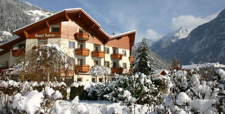 [SKIJANJE U ITALIJI] Južni Tirol - 3, 4 ili 7 noćenja s polupansionom uz neograničeno korištenje wellnessa u Hotelu Tubris**** od 3.318 kn!