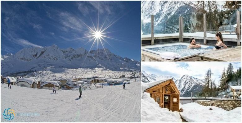 Skijanje u Italiji*** - 6 noćenja za dvoje uz UKLJUČEN ski pass za 7.200 kn!