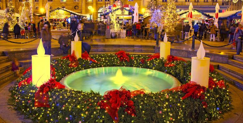 [ADVENT U ZAGREBU] 1 noćenje s doručkom za dvoje u Movie Hotelu*** nedaleko od centra grada - posjetite najbolji europski božićni sajam za 349 kn!