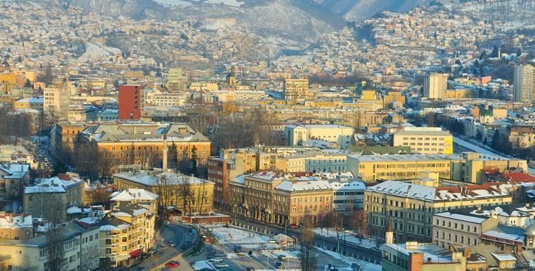 Sarajevo*** 2 dana s doručkom i prijevozom za 440 kn!