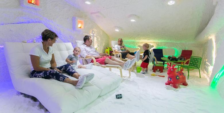 Slana soba - 5 haloterapija za djecu ili odrasle od 125 kn!