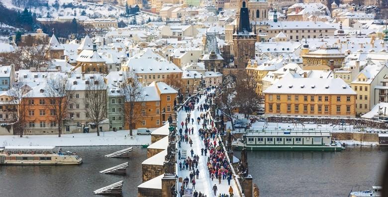 [PRAG] Prvi tjedan 2019. uljepšajte posjetom Češkoj prijestolnici - 3 dana s doručkom u hotelu*** i uključenim prijevozom za 750 kn!