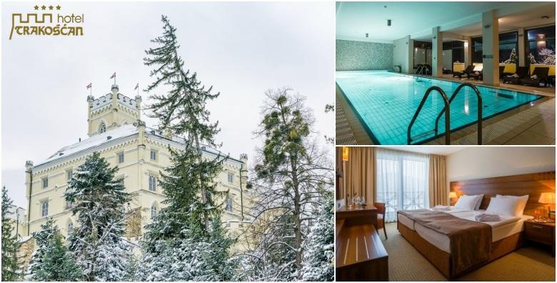 Božić u hotelu Trakošćan****- 2 noćenja s polupansionom za 1.299 kn!