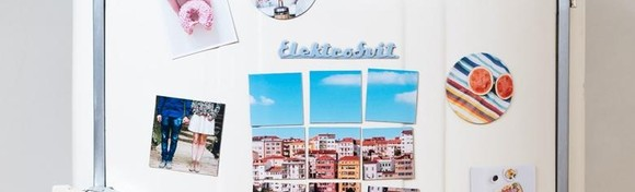 Personalizirani magnet s fotografijama dragih ljudi i posebnih trenutaka!Poklon koji će razveseliti sve generacije za samo 29 kn!