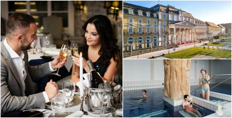 Valentinovo u Grand Hotelu Rogaška**** - 2 noćenja za dvoje za 1.408 kn!