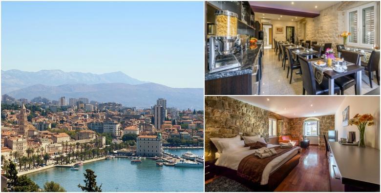Split, hotel baština - 2 ili 3 noćenja s doručkom od 949 kn!