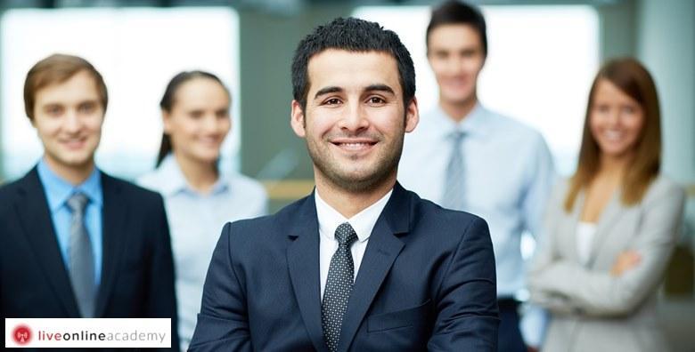 [ONLINE TEČAJ] Naučite kako biti uspješan vođa i menadžer te motivirati svoje zaposlenike - usvojite sve potrebne vještine za samo 38 kn!