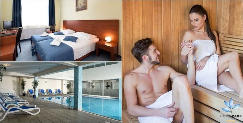 [LOVRAN] Čarobni wellness odmor za dvoje u Hotelu Park**** - 1 noćenje s polupansionom uz korištenje spa zone, bazena i fitnessa za 510 kn!