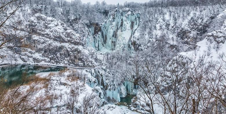 [PLITVIČKA JEZERA] Najljepši izlet u srcu prirode za sve zaljubljenike u idilične zimske pejzaže i krajolike koji ostavljaju bez daha :)