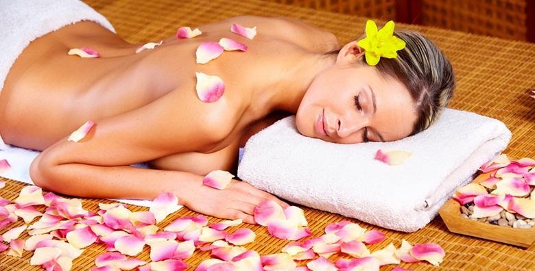 Aromamasaža - prepustite se mirisnom opuštanju i riješite se stresa u vrlo kratkom roku za 70 kn!