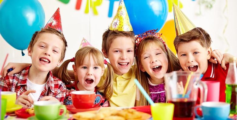 Proslava rođendana - 3 sata zabave za 10 djece uz igranje u igraonici za 549 kn!