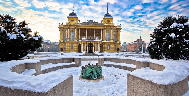 Zagrebu - 1 ili 2 noćenja u moderno uređenoj sobi*** od 259 kn!