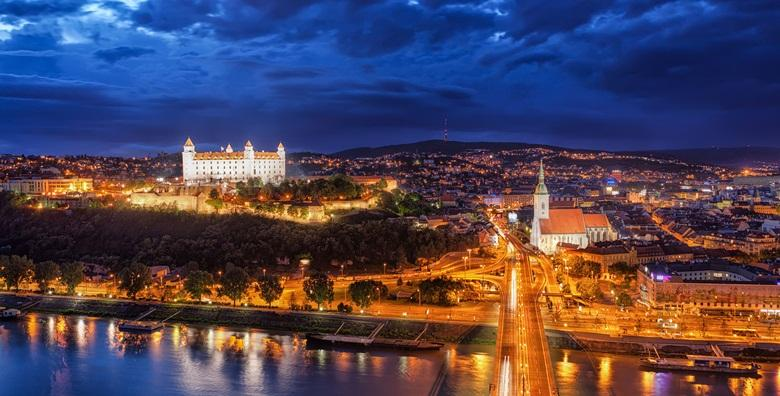 Bratislava, Beč, Budimpešta - 3 dana s doručkom i prijevozom za 980 kn!