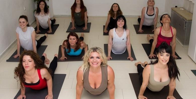 Yoga - mjesec dana vježbanja već od 99 kn!