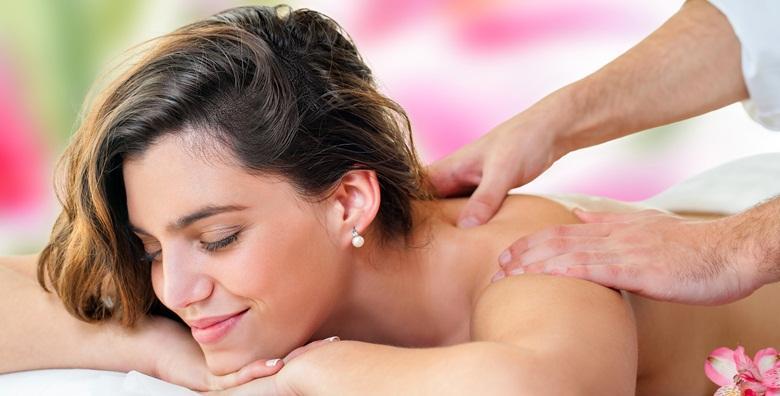 Sportsko - medicinska masaža cijelog tijela 45 min za 89 kn!