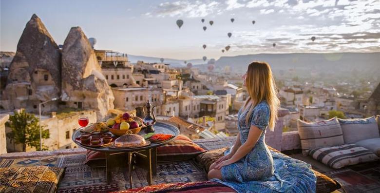 Kapadokija - 7 noćenja s polupansionom u hotelu 4/5* i povratnim letom