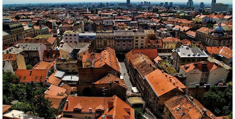 Zagreb*** - 1 noćenje s doručkom za dvoje za 299 kn!